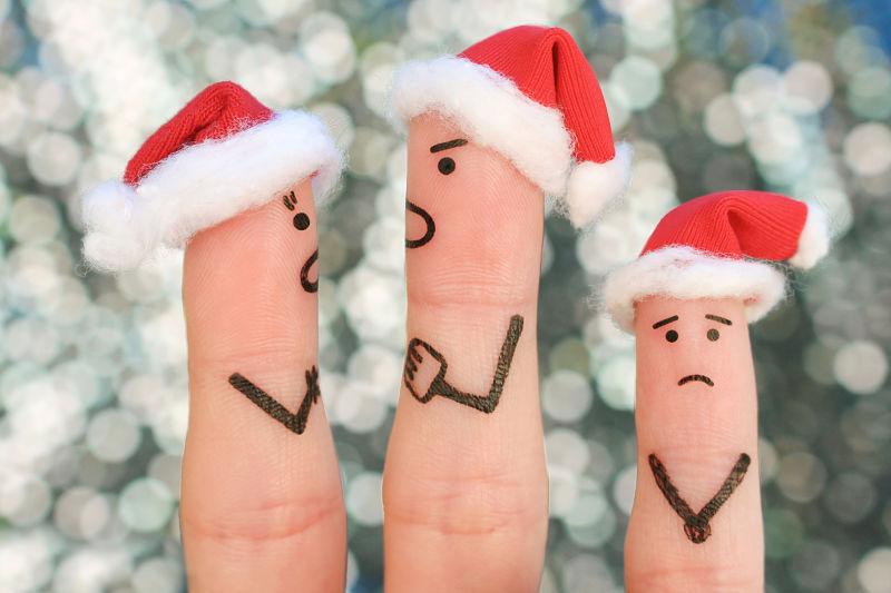 no entrar al trapo de la ansiedad en Navidad